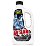 Drano Liquid Clog Remover, 32-oz Safety Cap Bottle (SJN000116EA)