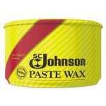 SC Johnson Multi-Purpose Floor Protector Paste Wax, 6 Tubs (SJN000203)