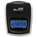 Acroprint ATR480 Time Clock Bundle, LCD, Automatic, WE/CH (ACP010285001)