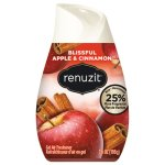 Renuzit Adjustables Air Freshener, Apples and Cinnamon, 7 oz Cone (DIA03674EA)