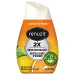 Renuzit Adjustable Air Freshener, Citrus Sunburst, 12 Fresheners (DIA35000CT)