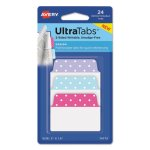avery-ultra-tabs-repositionable-tabs-dots-2-x-1-1-2-24-tabs-ave74773