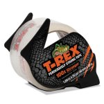 "T-rex Packaging Tape, 1.88"" x 35 yds, Crystal Clear (DUC284713)"