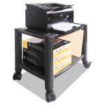 kantek-mobile-printer-stand-two-shelf-20w-x-13-1-4d-x-14-1-8h-blk-ktkps610