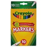 crayola-non-washable-markers-fine-point-classic-colors-10-set-cyo587726