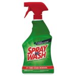 Resolve Spray n' Wash Stain Remover, 12 Trigger Spray Bottles (REC 00230)