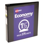 avery-economy-vinyl-round-ring-view-binder-1-1-2-capacity-black-ave05725