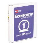 avery-economy-vinyl-round-ring-view-binder-1-capacity-white-ave05806