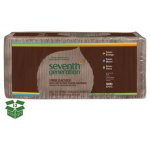 Seventh Generation Recycled 1-Ply Napkins, Brown, 12 Packs (SEV13705CT)