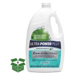 Seventh Generation Ultra Power Plus Dishwasher Detergent, 6 Bottles (SEV22929CT)