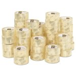 Scotch Commercial Grade Packaging Tape, Clear, 48 Rolls (MMM3750CS48)