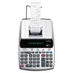 Canon MP11DX-2 Printing Calculator, Black/Red Print, 3.7 Lines/Sec (CNM2198C001)