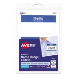avery-self-adhesive-name-badge-labels-blue-border-100-labels-ave5141