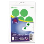 avery-print-or-write-color-coding-labels-neon-green-400-per-pack-ave05498