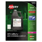 avery-60504-ultraduty-ghs-chemical-labels-4-x-4-white-200-labels-ave60504