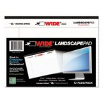 roaring-spring-wide-landscape-format-writing-pad-white-40-sheets-roa74600