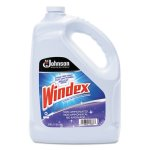 Windex Non-Ammoniated Multi Surface Cleaner, 128 oz, 4 Bottles (SJN697262)