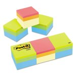 post-it-notes-mini-cubes-2-x-2-assorted-colors-3-400-sheet-pads-mmm20513pk