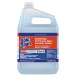 Spic and Span Disinfecting Spray & Glass Cleaner, 3 Gallons (PGC58773CT)