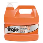 gojo-095504-natural-orange-pumice-hand-cleaner-4-pump-bottles-goj095504ct