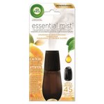 Air Wick Essential Mist Refill, Mandarin Orange, 0.67 oz, 6/Carton (RAC98551)