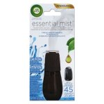 Air Wick Essential Mist Refill, Fresh Water Breeze, 0.67 oz, 6/Carton (RAC98554)