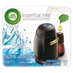 Air Wick Essential Mist Starter Kit, Fresh Breeze, 0.67 oz, 4/Carton (RAC98577)