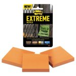 post-it-3x3-water-resistant-self-stick-orange-notes-3-pack-mmmxtrm333tryog
