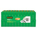 scotch-magic-tape-value-pack-3-4-x-1000-1-core-clear-mmm810k24