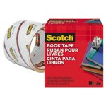 "Scotch Book Repair Tape, 3"" Core, 3"" x 15 yards, 1 Each (MMM8453)"