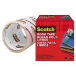"Scotch Book Repair Tape, 4"" x 15 yards, 3"" Core, 1 Each (MMM8454)"