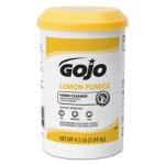 gojo-lemon-pumice-creme-hand-cleaner-6-cartridge-refills-goj0915