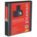 universal-d-ring-view-binder-1-1-2-capacity-8-1-2-x-11-black-unv30721