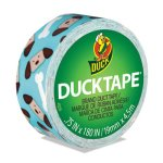 "Duck Ducklings DuckTape, 9 mil, 3/4"" x 180"", Dog Bone (DUC282662)"