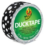"Duck Ducklings DuckTape, 9 mil, 3/4"" x 180"", MOD Dots (DUC282664)"