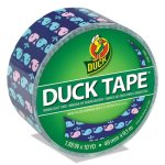 "Duct Tape, 6 mil, 1.88"" x 10 yds, 3"" Core, Whale of Time (DUC284169)"