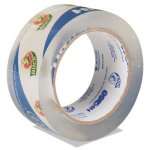 "Duck Carton Sealing Tape 1.88"" x 60 yards, 3"" Core, Clear (DUCHP260C)"