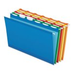 pendaflex-lift-tab-hanging-folders-1-5-tab-legal-assorted-25-box-pfx42593