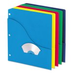 pendaflex-slash-pocket-project-folders-five-colors-10-folders-pfx32900