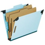 pendaflex-classification-folder-2-dividers-letter-blue-each-pfx59252