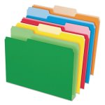pendaflex-doublestuff-assorted-file-folders-1-3-cut-letter-50-pack-pfx54460