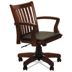 alera-postal-series-slat-back-wood-leather-chair-cherry-black-alepc4299c