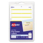 avery-file-folder-labels-1-3-cut-white-yellow-bar-252-labels-ave05209