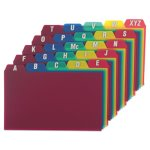 oxford-card-guides-alpha-1-5-tab-polypropylene-3-x-5-25-set-oxf73153