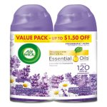 Air Wick Freshmatic Refill, Lavender/Chamomile, 2 Cans (RAC85595PK)
