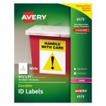 avery-6575-durable-id-labels-8-1-2-x-11-white-50-labels-ave6575