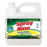 Spray Nine Cleaner Degreaser Disinfectant, 1 Gallon Bottle, Each (ITW268014)