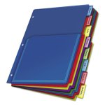 cardinal-poly-expanding-pocket-index-dividers-assorted-8-tabs-crd84013