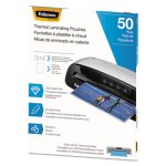 Fellowes Thermal Laminating Pouches, Letter, 3 mil, 50/Pack (FEL5744301)