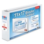 cardinal-clearvue-slant-d-ring-binder-3-capacity-11-x-17-white-crd22142